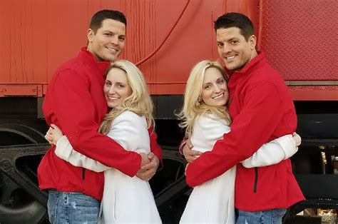 Identical Twin Brothers To Marry Identical Twin Sisters In Joint Wedding