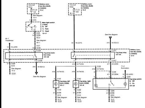 pilot driving lights wiring diagram fog light wiring diagram roc grp org