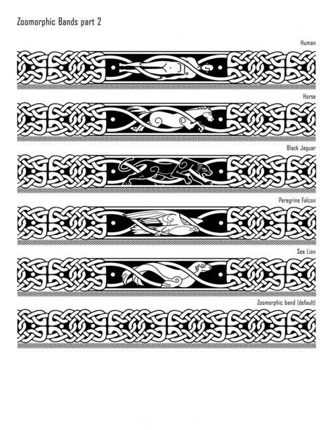 Granuaile's Tattoos - Iron Druid Chronicles   Druid tattoo, Celtic band tattoo, Viking tattoos