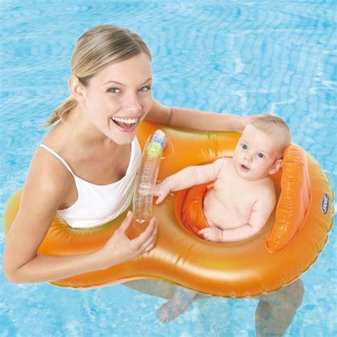 bouée siège pour bébé accessoires piscine bébé