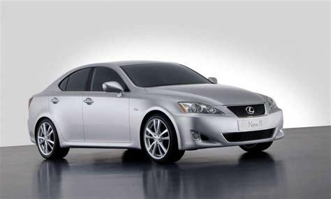 lexus sedan 2005 lexus is sedan 2005 2009 reviews technical data prices