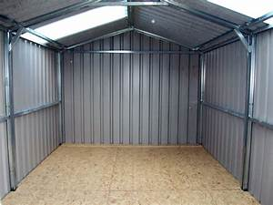 The Mobile Shed – Build a Shed on Skids mymetalbuildings