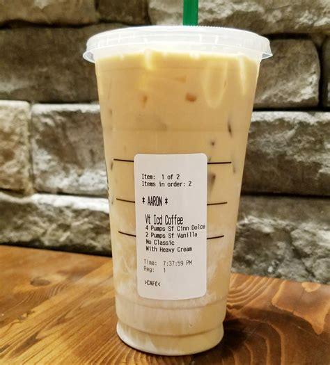 Get your starbucks fix while still sticking to your keto diet! Keto friendly Iced Coffee at Starbucks 😍 Make sure you ask for no classic syrup in your ...