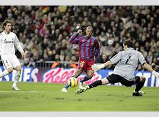 REAL MADRID FC BARCELONA 03 200506 FC Barcelona