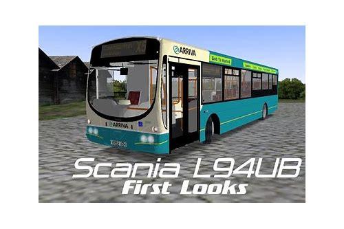Omsi scania bus download :: johhhtendistlo
