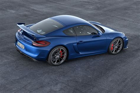 porsche porsche new manual only porsche cayman gt4 is here to take on the