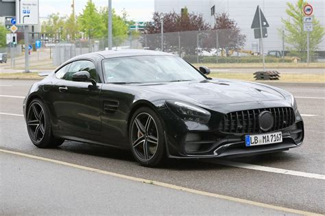 Mercedes Amg Gt 2019 by 2019 Mercedes Amg Gt Facelift Gtspirit