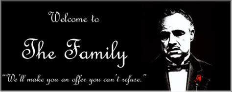 Image result for welcome to the family godfather