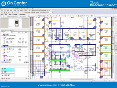 Construction Bid Software On Screen Takeoff Software By On Center 2017 Reviews