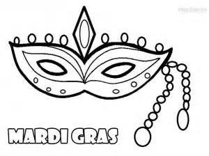 printable mardi gras coloring pages  kids coolbkids