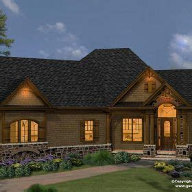 Westbrooks II Cottage House Plan 11117H Garrell