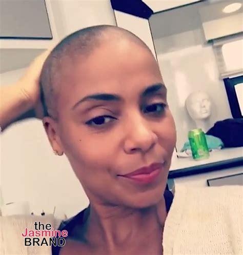 Sanaa Lathan Cuts Her Hair Off! [VIDEO]   theJasmineBRAND