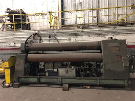 fabrication equipment sheet metal shaping