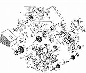 Craftsman Cordless Lawnmower Parts