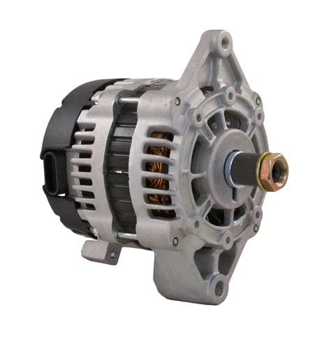 New 24v 45 Amp Delco 11si Type Alternator Agricultural And