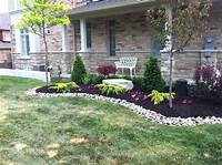 landscape ideas for front of house Landscaping Ideas With Low Maintenance The Garden For ...