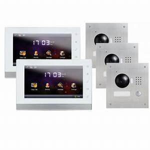 Pro Familien Haus : ip video sprechanlage f r smartphone und tablet bei ~ Lizthompson.info Haus und Dekorationen