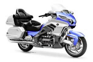 2018 Honda Goldwing Motorcycle