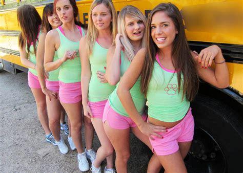 Volleyball Team Of Gf Teen Cheerleader Sluts Hotnupics Com