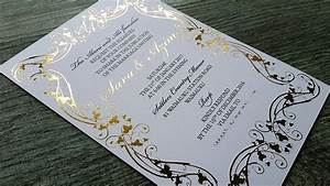 elegant wedding invitation design nz wedding invitation With foil wedding invitations nz