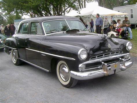 1952 Dodge Coronet | AACA Eastern Division Fall Meet ...