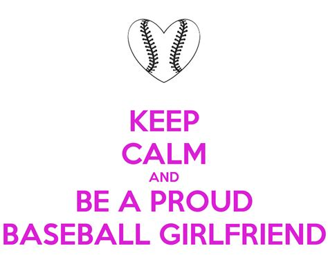 baseball girlfriend quotes