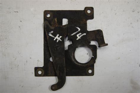 chevy corvette  left lh hood latch lock