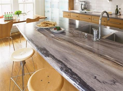Elegant And Stylish Formica Countertops In Modern Kitchen