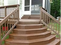 lovely patio stair design ideas Outstanding-deck-with-stairs-design-for-exterior ...