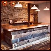Rustic Home Bar Designs by Rustic Bar Top Ideas