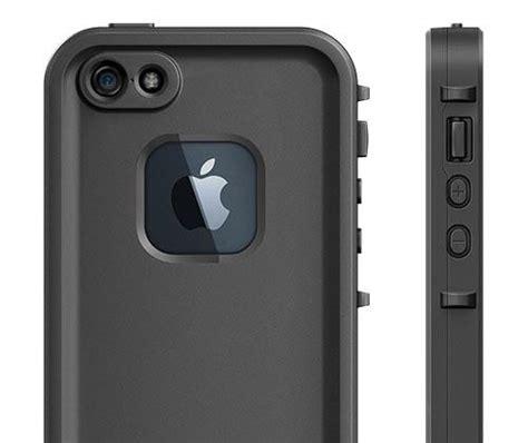 iphone 5 waterproof lifeproof frē waterproof iphone 5 gadgetsin