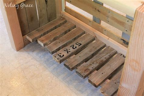 kitchen island made out of pallets how to make a pallet kitchen island for less than 50 9414