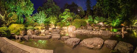 Botanischer Garten Augsburg by Augsburg Botanischer Garten Illumination 2 Foto Bild