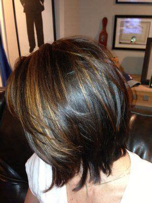 layers growing   inverted bob haircutcolor