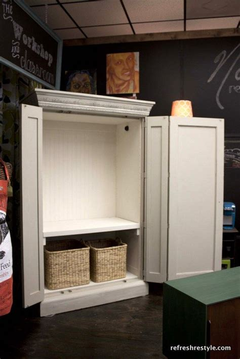 Best 25+ Tv Armoire Ideas On Pinterest  Tv Cabinet Redo