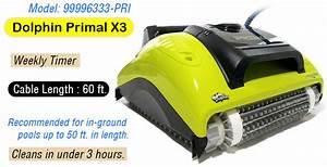 The Impressive Dolphin Primal X3