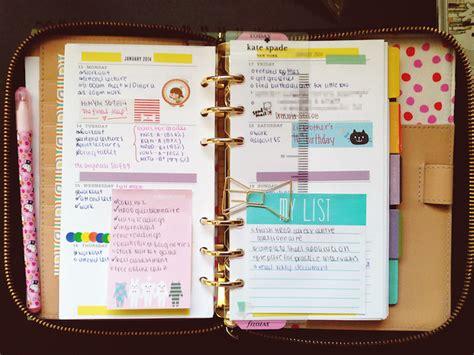 1001 + Filofaxing Ideen Für Ein Schönes Notizbuch