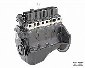 General Motors Vortec Ho 3000 Marine Engine