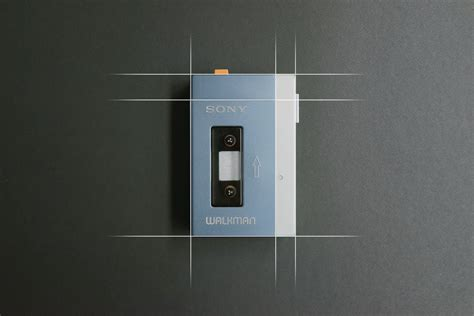 sony walkman tps  minimally minimal
