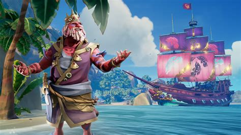 Sea of thieves xbox series x gameplay review of this optimized experience providing a native 4k resolution at 60fps. Sea of Thieves is going seasonal with 100 levels of ...