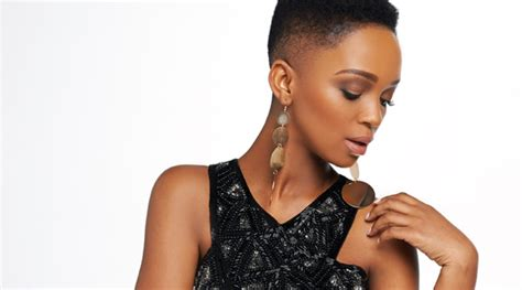 Nandi Madida Gushes Over Her New Body As A Mother
