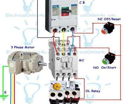 Wiring Diagram For Eaton Motor Starter