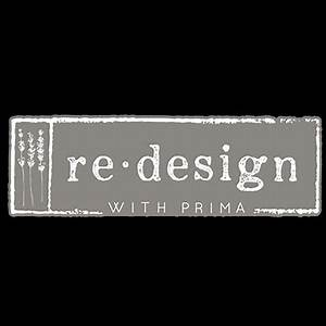 REDESIGN WITH PRIMA PRODUCTS TRANSFERS STENCILS WAXES