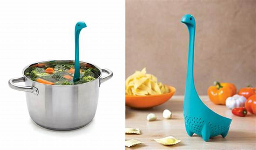 #Funny #Kitchen #Utensils #And #Tools #By #Studio #Ototo