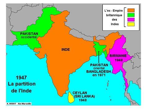 Indien Carte Du Monde by Guppy Sujet D 233 Tude L Inde Depuis 1947