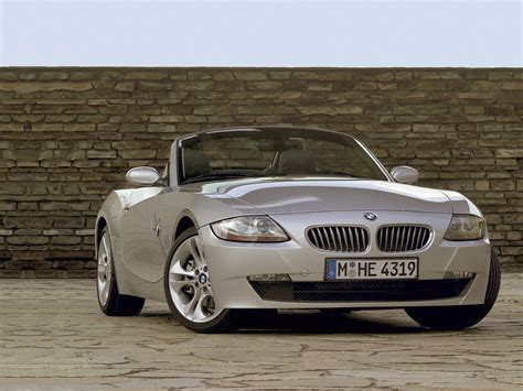 Bmw Z4 Picture by 2006 Bmw Z4 Roadster Car Pictures Bmw Automotive