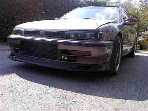 sell   honda accord  custom turbo kit fully