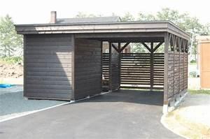 Schuppen Günstig Verkleiden : carport with shed home projects pinterest vorg rten hobbyraum und garage ~ Bigdaddyawards.com Haus und Dekorationen