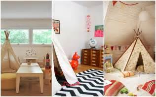 american tepee children s playrooms interior design ideas
