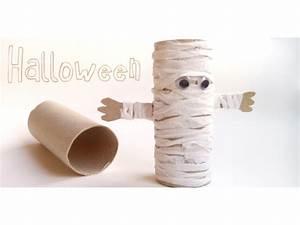 Bricolage A Faire Avec Des Petit : 27 petits bricolages d 39 halloween avec des rouleaux de ~ Melissatoandfro.com Idées de Décoration